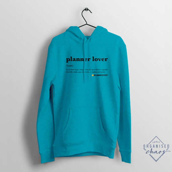 Planner Lover Hoodie