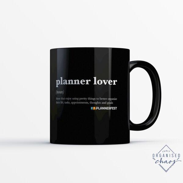 Planner Lover Mug