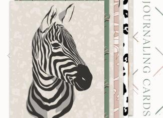 PLANALONG VOL.2 – JOURNALING CARDS